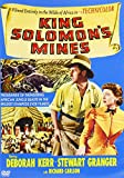 King Solomon's Mines - movie DVD cover picture