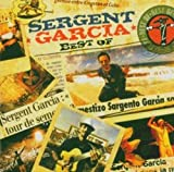 Copertina di album per Best of Sergent Garcia