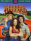 The Dukes of Hazzard - The Complete Second Season - movie DVD cover picture