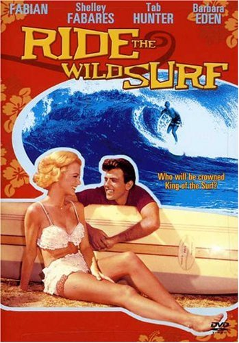 Ride the Wild Surf cover