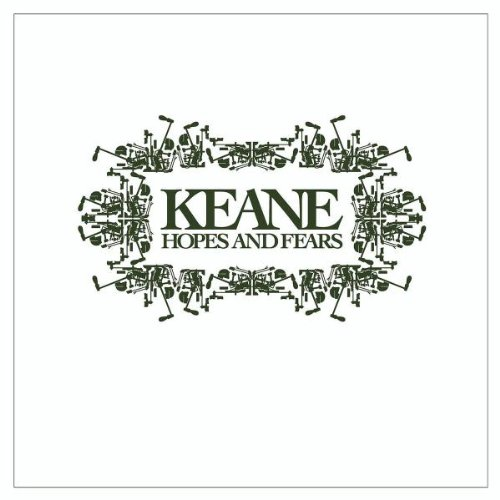 Keane - Hopes and Fears [DualDisc] (1 of 2) - Zortam Music