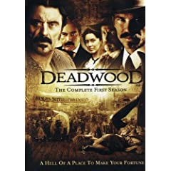 Deadwood Dvds