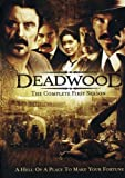 Deadwood - The Complete First Season - movie DVD cover picture