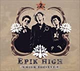 Album cover for High Society (韓国盤)