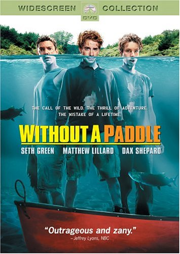 Without A Paddle  DVD