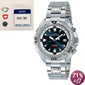 YEMA by Seiko of France Men's SEASPIDER Professional Kinetic Diver's... by Yema