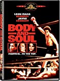 Body and Soul  - movie DVD cover picture