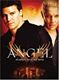 Angel - Season Five - movie DVD cover picture