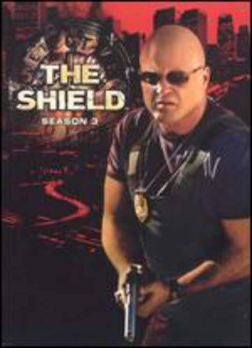 The Shield - The Complete Season 3 DVD