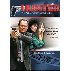Hunter Dvds
