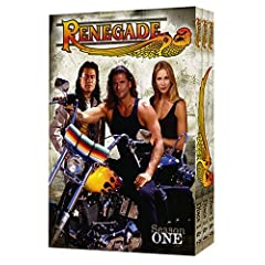 Renegade Dvds