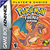 Pokemon Fire Red for GBA