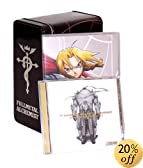 Fullmetal Alchemist - The Curse (Vol. 1) + Series Tin Box and Import CD