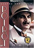 Poirot Set 12 - movie DVD cover picture