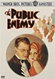 The Public Enemy - movie DVD cover picture