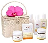 Pure Fiji   Pineapple Tropical Bodycare Basket