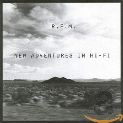 R.E.M. - New Adventures in Hi-Fi - Zortam Music