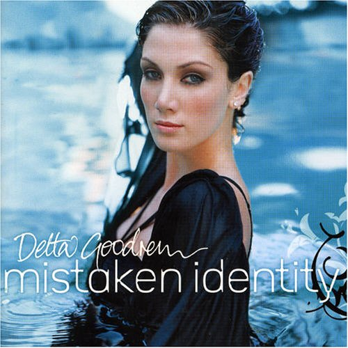 Original album cover of Mistaken Identity by Delta Goodrem