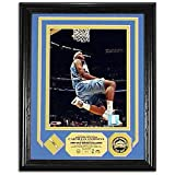 Nuggets Highland Mint Carmelo Anthony Game Used Net Plaque by Highland Mint