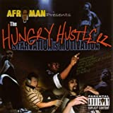 Pochette de l'album pour The Hungry Hustlerz: Starvation Is Motivation