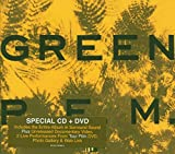 Skivomslag för Green (CD and DVD)