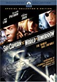 Sky Captain and the World of Tomorrow (Widescreen Special Collector's Edition) - movie DVD cover picture