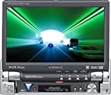 Kenwood KVT-715DVD DVD receiver with 7