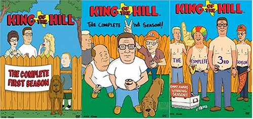 King of the Hill - The Complete First Three Seasons DVD