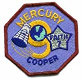 Mercury 9 Mission Patch