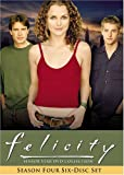 Felicity - Senior Year Collection (The Complete Fourth Season) - movie DVD cover picture