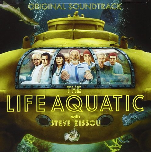 CD-Cover: Seu Jorge - The Life Aquatic with Steve Zissou