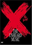 X (The Band) - The Unheard Music - movie DVD cover picture