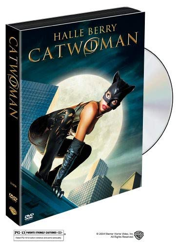 Catwoman  DVD