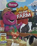 Barney:Let's Go to the Farm - movie DVD cover picture