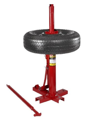 MANUAL TIRE CHANGER.