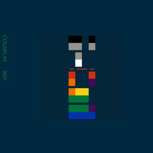 Original album cover of X&Y by Coldplay