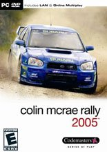 Colin McRae 2005 [Full-DVD] [Multilingual]