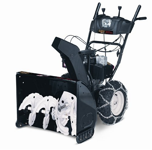 gold series 5hp 24 in snow blower