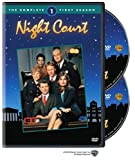 Night Court - The Complete First Season - movie DVD cover picture