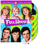 Full House - The Complete First Season - movie DVD cover picture