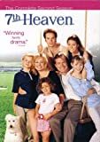 7th Heaven - The Complete Second Season - movie DVD cover picture