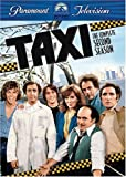 Taxi - The Complete Second Season - movie DVD cover picture