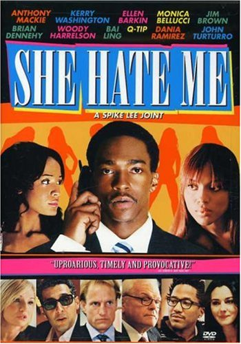 She Hate Me DVD