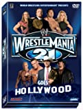 WWE WrestleMania 21 - movie DVD cover picture