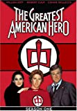 The Greatest American Hero - Season One - movie DVD cover picture