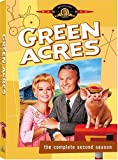 Green Acres - The Complete Second Season - movie DVD cover picture