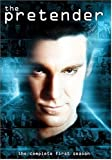 The Pretender - The Complete First Season - movie DVD cover picture