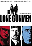 The Lone Gunmen - The Complete Series - movie DVD cover picture