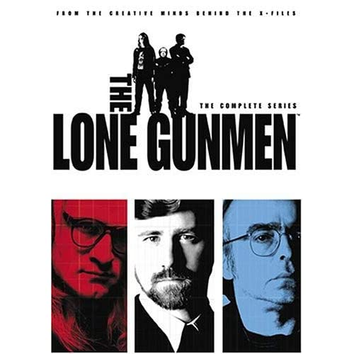 сериал Одинокие стрелки / The Lone Gunmen
