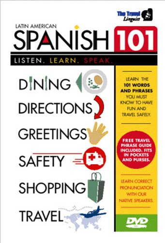 Spanish 101 (Learn Spanish with The Travel Linguist)